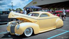 "1940 Mercury Coupe ~ Owner / Builder: Jason Graham ~ Click through the large version for a full-screen view (on a black background in Firefox), set your computer for full-screen. ~ Miks' Pics ""Street Legal l"" board @ http://www.pinterest.com/msmgish/street-legal-l/"