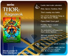 Thor: Ragnarok movie review.