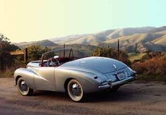 Sunbeam-Talbot Alpine 1953-55