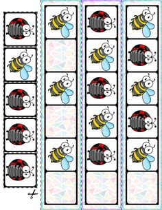 Teach basic AB patterns with these Spring Bugs fill in the pattern cards! 30 cards and super quick prep! Preschool Learning Activities, Work Activities, Preschool Classroom, Scissor Skills, Busy Book, Card Patterns, Repeating Patterns, Math Centers, Bugs