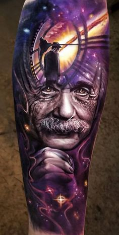 Face morph tattoos can make true custom ink for people wanting something poetic, original and superb and Arlo DiCristina masters this style. Kunst Tattoos, 3d Tattoos, Badass Tattoos, Body Art Tattoos, Sleeve Tattoos, Tattoos For Guys, Creative Tattoos, Unique Tattoos, Beautiful Tattoos
