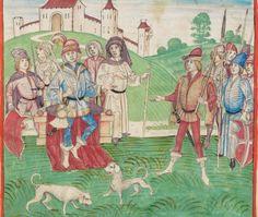 Diebold Schilling, Amtliche Berner Chronik, Bd. 1 Bern · 1478-1483 Mss.h.h.I.1  Folio 29