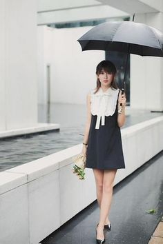 Japanese fashion small collar lace vest skirt
