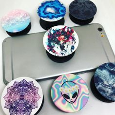 Tuesdays are for new #PopSockets! Which one is your favorite? As a special holiday bonus, we are still offering free shipping on our website! ✨