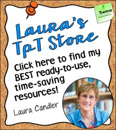Laura Candler's TpT Store