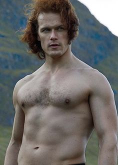 Sam Heughan Actor, Model (Barbour), Men's Fashion, Muscle, Shirtless, Fitness, Outlander (as Jamie Fraser), Eye Candy, Handsome, Good Looking, Pretty, Beautiful, Sexy サム・ヒューアン 俳優 男性モデル メンズファッション フィットネス アウトランダー
