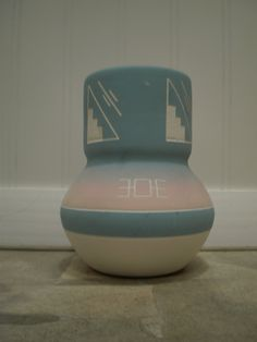 Vintage American Indian Sioux Pottery Vase  $19.99