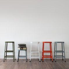 util stool, kitchen stools, bar areas, school house rocks, schoolhous electr, outside kitchens, bar stools, steel, counter stools