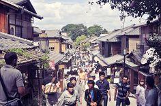 KYOTO Mochi-Mochi: Higashiyama : peut-être le plus beau quartier de Kyoto