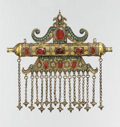 turkmenistan jewelry - Google Search