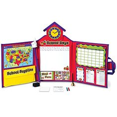 Toy Foods - Learning Resources Pretend  Play School Set Frustration Free Packaging >>> See this great product.