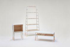 La Clinica furniture  - Limited edition by Alberto Cizsak Dalmas