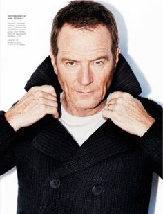 "Bryan Cranston(Canoga Park,California) Height: 5' 10½"" (1.79 m)"