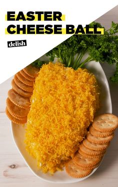 Impress All Of Your Guests With This Cheese Ball At EasterDelish