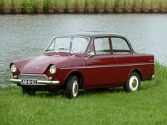 Speurders.nl: Daf 750, 1963