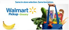 Walmart Grocery Service: Save $10 Off Your First $50 Online Grocery Order