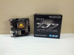 This little beauty just arrived from EVGA. Can't wait to beat it up a little.