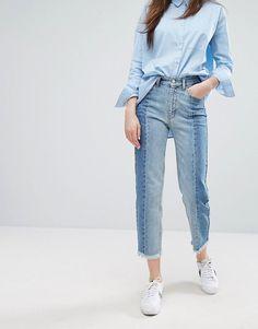 Moss Copenhagen Deconstructed Jeans