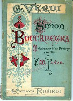 Giuseppe Verdi's Simon Boccanegra
