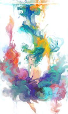 Inspirationally Sane by Art and Music : Photo