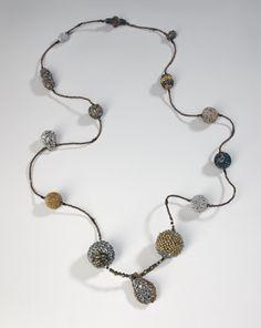 Finders Keepers: Beaded Beads  NanC Meinhardt
