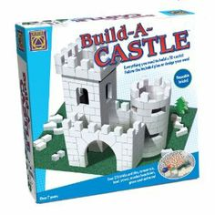 ... kit to build your own fort/cubby/rocket/palace add a bedsheet of your