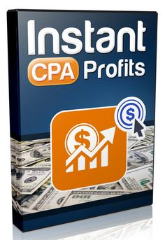 Instant CPA Profits - Video Series (PLR)