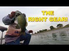 How To Choose A Combo: Squarebill Crankbaits (Rod, Reel, & Line) | Bass Fishing - YouTube
