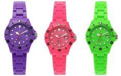 Toy Watch. #watch fashionista