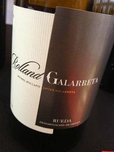 El Alma del Vino.: Rolland Galarreta Verdejo 2012.