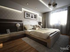 Interior Design Bed Artistic Design