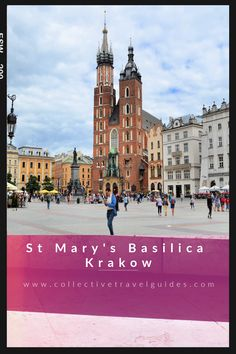 Wondering what to do and see in Krakow, Poland. Check our guide for top Krakow sights and plan your own perfect Krakow itinerary.