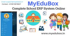 MyEduBox providing quality School Management Software Service.  With the Experience and Expertise in the Industry, we have developed this School ERP Application to help you in not only to streamline every activity on Administration and Academic side but also Avails a wide range of information required at any organizational level.  MyEduBox helps the Schools to Manage Students, Teachers, Employees, Courses and all the System and process related to running the Institute Efficiently…