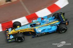 Fernando Alonso Monaco 2006