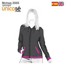 CHAQUETA URBANA RAGLAN MUJER 2005 mod='ptsblockrelatedproducts' Patterned Bomber Jacket, Purchase Order, New Product, Jackets, Fashion, Modeling, Mens Casual Jackets, Zippers, Urban