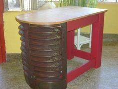 Massey Ferguson Tractor Grill Table