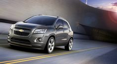 Chevrolet is expanding its model range with a compact sport utility vehicle (SUV). The new Chevrolet Trax is celebrating its premiere at the Paris Motor Show in September Chevrolet Trax, Chevrolet Trucks, 2015 Chevy Equinox, 2017 Chevrolet Equinox, General Motors, Buick, Affordable Suv, Compact, Brazil