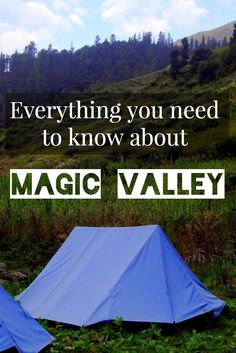 India. A complete Magic Valley / Weichin guide. Explore the beauty of India.