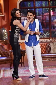 Sushmita Sen on Comedy Nights with Kapil | PINKVILLA