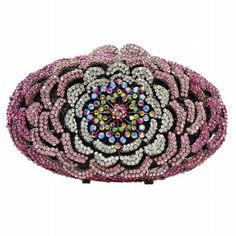 Crystal Rhinestone Evening Bag Clutch Purse  33. Luxury handmade evening  bags ... 9281a1035a54