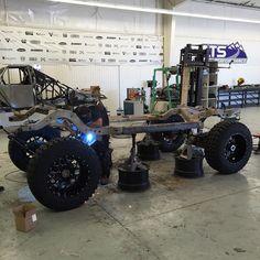 Any guesses on what we're building here? Diesel Brothers, Metal Fabrication, Diesel Trucks, Welding, Monster Trucks, Pigeon, Tools, Autos, Soldering