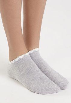 of ecologically grown cotton socks - Frilly Socks, Silk Socks, Cute Socks, Cotton Socks, Socks And Heels, Ankle Socks, Socks World, Pantyhose Outfits, Women Socks