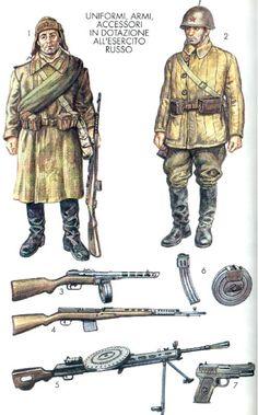 QUADRO DI BATTAGLIA DEL C.S.I.R. ALLA DATA DEL 1 AGOSTO 1941     Ø  comando: comandante (generale di corpo d'armata Giovanni Mess...