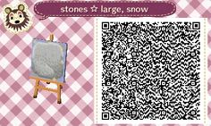 Animal Crossing: New Leaf & HHD QR Code Paths Stepping stones #3  Last One<<