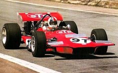 1970 Chris Amon, March 701