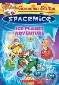 (Geronimo Stilton Spacemice, #3)