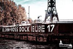 Blohm+Voss Dock ELBE 17, Hamburg