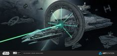 ILM Art Department Challenge : The RIDE no.1, Mateusz Lenart on ArtStation at…