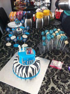 Taart, cupcakes en cakepops! Wat een succes.. Zusjes' 11e verjaardag!