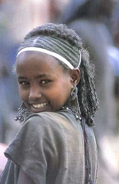 """anayrahwa:  """" anayrahwa:  """" One of my all time favorite pictures representing Ethiopia/the Oromo; I've known this one since I was in preschool! And most importantly, it represents half of me! ;)  """"  What was I thinking, this is ALL of me! ♥  """""""